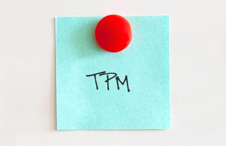 Lean Methoden: TPM – Total Productive Maintenance